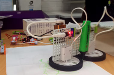 littlebits art machine